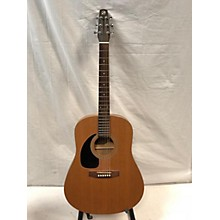Seagull 2015 S6 Left Handed Acoustic Guitar