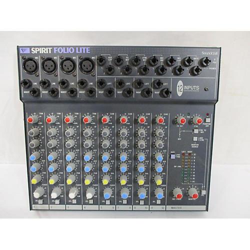 Soundcraft 2015 Spirit Folio Lite Mixer