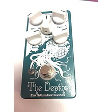 Earthquaker Devices 2015 The Depths Optical Vibe Machine Effect Pedal