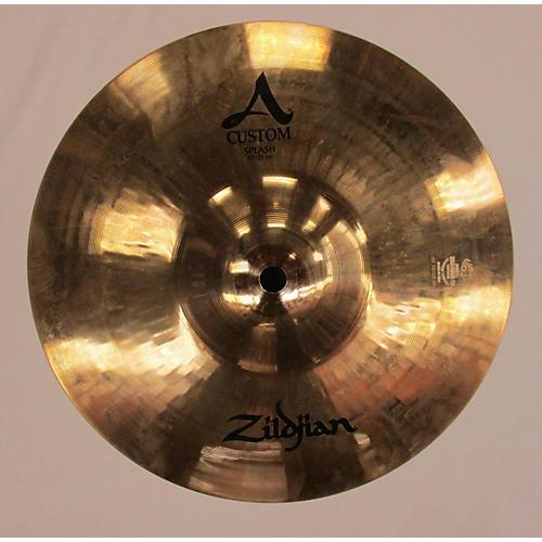 Zildjian 2016 10in A Custom Splash Cymbal