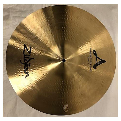 Zildjian 2016 18in A Series Medium Thin Crash Cymbal