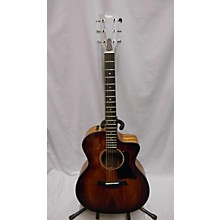 Taylor 2016 224CEKDLX Acoustic Electric Guitar
