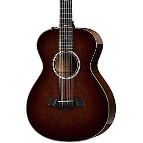 taylor 2016 500 series 562e 12 fret grand concert 12 string acoustic electric guitar shaded edge. Black Bedroom Furniture Sets. Home Design Ideas
