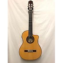 Cordoba 2016 55FCE Thinbody Flamenco Classical Acoustic Electric Guitar