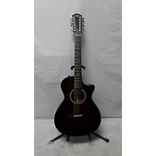 Taylor 2016 562ce 12 String Acoustic Electric Guitar