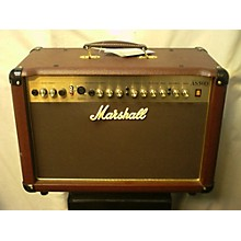 Marshall 2016 AS50D 50W 2X8 Acoustic Guitar Combo Amp