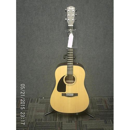 Fender 2016 CD100 Left Handed Acoustic Guitar
