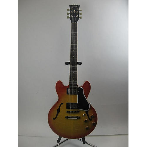 Gibson 2016 Cs336 Flametop Solid Body Electric Guitar