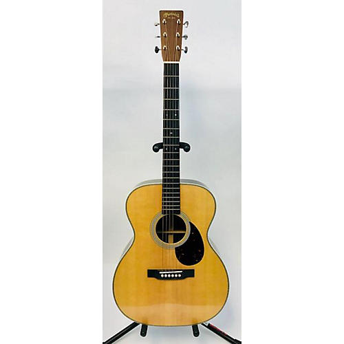 Martin 2016 Custom OM28 With VTS Acoustic Guitar