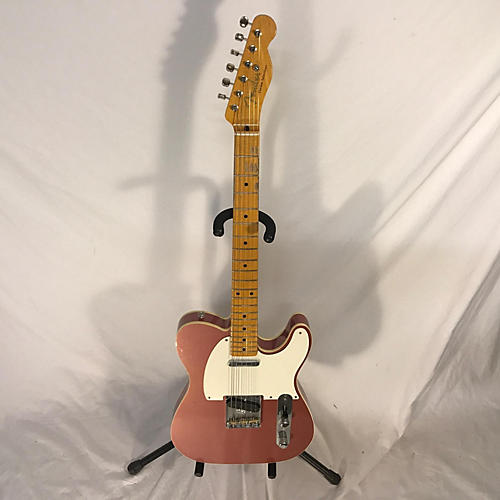 Fender 2016 Custom Shop Limited 50's Telecaster Journeyman Solid Body Electric Guitar