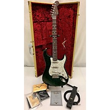 Fender 2016 Custom Shop Masterbuilt Dale Wilson QMT Stratocaster Solid Body Electric Guitar