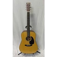 Martin 2016 D18 Acoustic Guitar