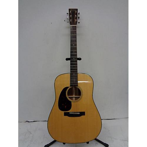 Martin 2016 D18 Left Handed Acoustic Guitar