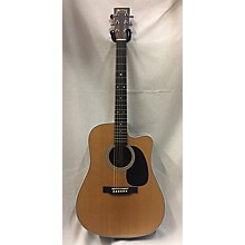 Martin 2016 DC28E W/Enhance Electronics Acoustic Electric Guitar