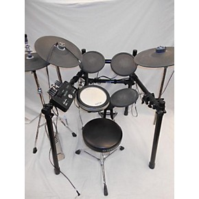 Used yamaha 2016 dtx502 electric drum set guitar center for Electric drum set yamaha