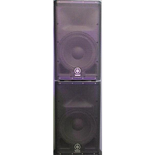 Yamaha 2016 DXR12 (Pair) Powered Speaker