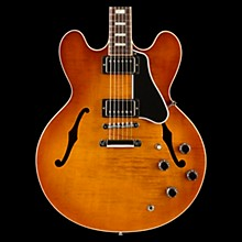 Gibson 2016 ES-335 Figured Semi-Hollow Electric Guitar Faded Light Burst