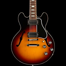 Gibson 2016 ES-339 Semi-Hollow Electric Guitar Sunset Burst