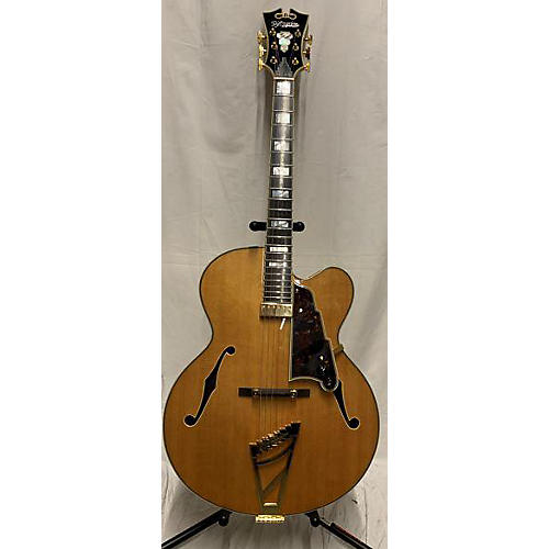 D'Angelico 2016 EXL-1 Hollow Body Electric Guitar