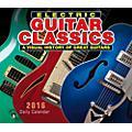 Hal Leonard 2016 Electric Guitar Classics Boxed Daily Calendar thumbnail