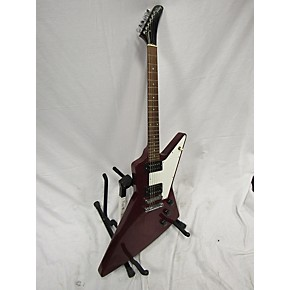 used gibson 2016 explorer solid body electric guitar cherry guitar center. Black Bedroom Furniture Sets. Home Design Ideas