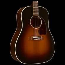 Gibson 2016 J-45 Vintage Slope Shoulder Dreadnought Acoustic Guitar Vintage Sunburst