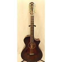 Taylor 2016 K62ce 12 Fret LTD 12 String Acoustic Electric Guitar