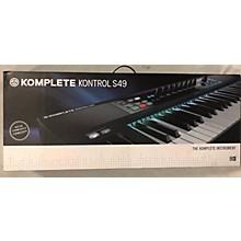 Native Instruments 2016 Komplete Kontrol S49 MIDI Controller
