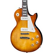 2016 Les Paul '60s Tribute HP Dark Back Electric Guitar Satin Honey Burst