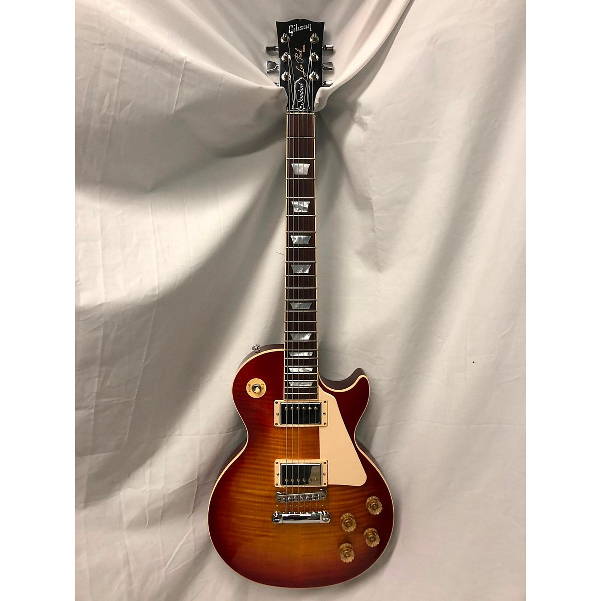 Gibson 2016 Les Paul Standard HP Solid Body Electric Guitar