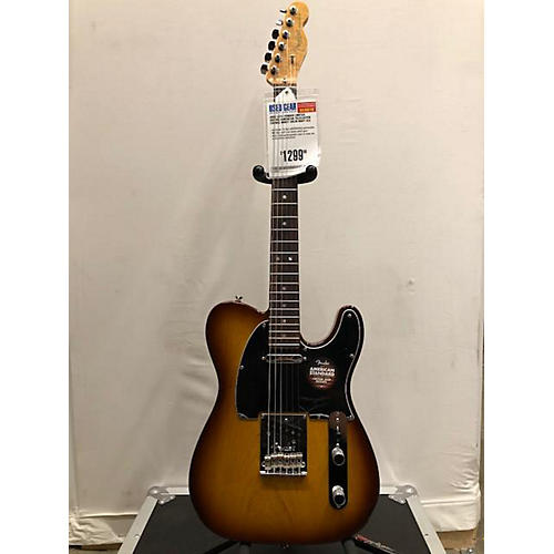 Fender 2016 Limited Edition American Telecaster Solid Body Electric Guitar