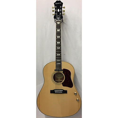 Epiphone 2016 Limited Edtion Ej160 E/n Acoustic Electric Guitar