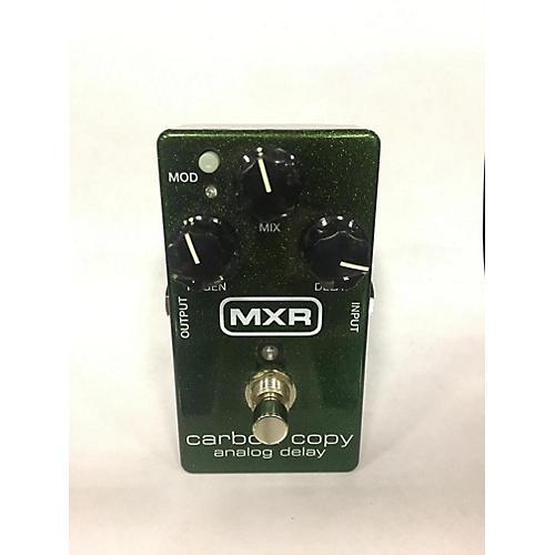 MXR 2016 M169 Carbon Copy Analog Delay Effect Pedal