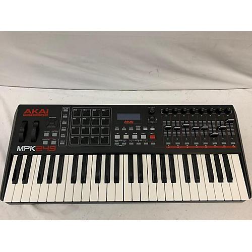 Akai Professional 2016 MPK249 49 Key MIDI Controller