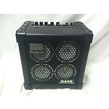 Roland 2016 Micro Cube Bass Rx Bass Combo Amp