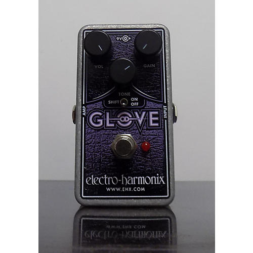 Electro-Harmonix 2016 OD Glove Overdrive/Distortion Effect Pedal