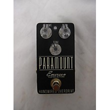 Emerson 2016 Paramount Effect Pedal