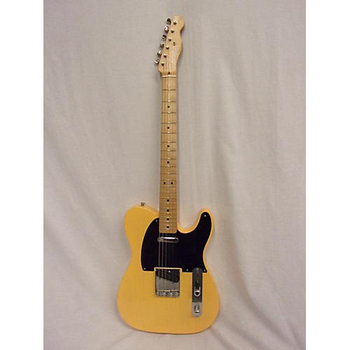 Fender 2016 Road Worn 1950S Telecaster Solid Body Electric Guitar