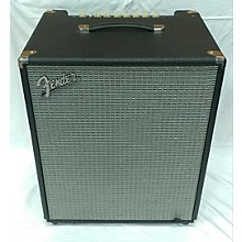 Fender 2016 Rumble V3 200W 1x15 Bass Combo Amp