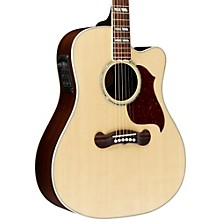 Gibson 2016 Songwriter Deluxe Studio EC Dreadnought Acoustic-Electric Guitar
