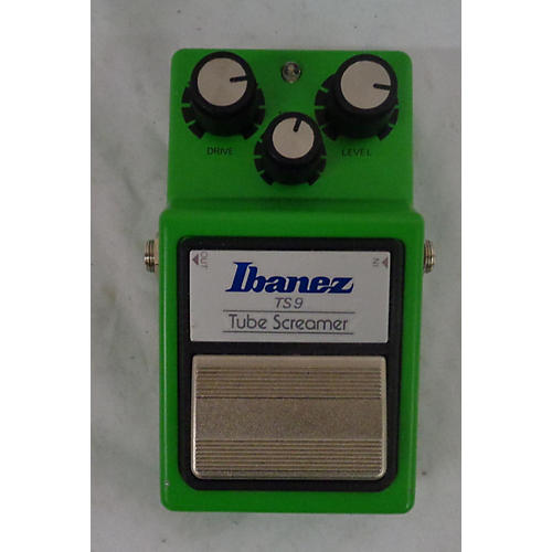 Ibanez 2016 TS9 Tube Screamer Distortion Effect Pedal