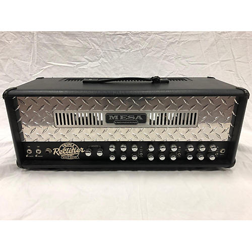 Mesa Boogie 2016 Triple Rectifier 150W Tube Guitar Amp Head