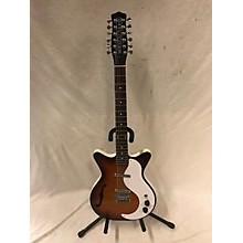 Danelectro 2017 12 Csb 12 String Semi Hollow Hollow Body Electric Guitar