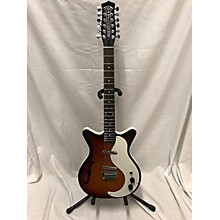 Danelectro 2017 12SDC 12-String Solid Body Electric Guitar