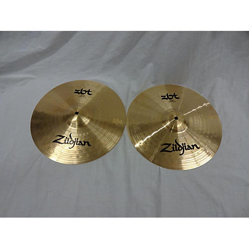 Zildjian 2017 14in ZBT Hi Hat Pair Cymbal