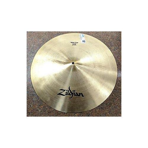 Zildjian 2017 20in Mini Cup Ride Cymbal