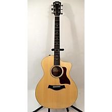 Taylor 2017 214CE DELUXE KOA Acoustic Electric Guitar