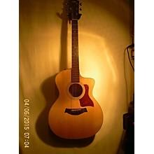 Taylor 2017 214CE Koa Acoustic Electric Guitar