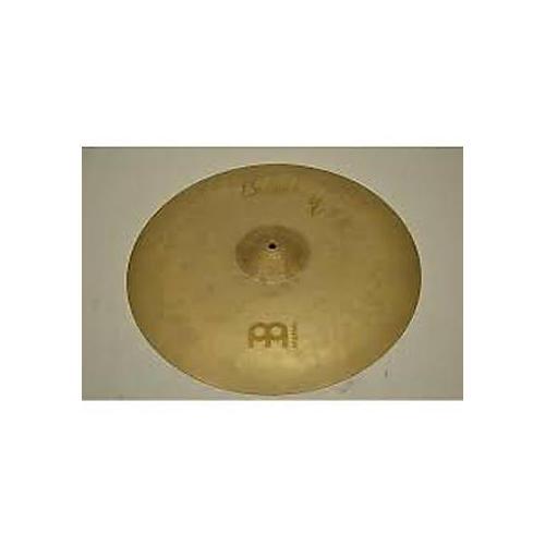 Meinl 2017 22in Byzance EX Thin Hammered Crash Cymbal