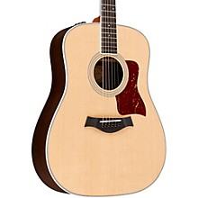 Taylor 2017 410e-R Rosewood Dreadnought Acoustic-Electric Guitar